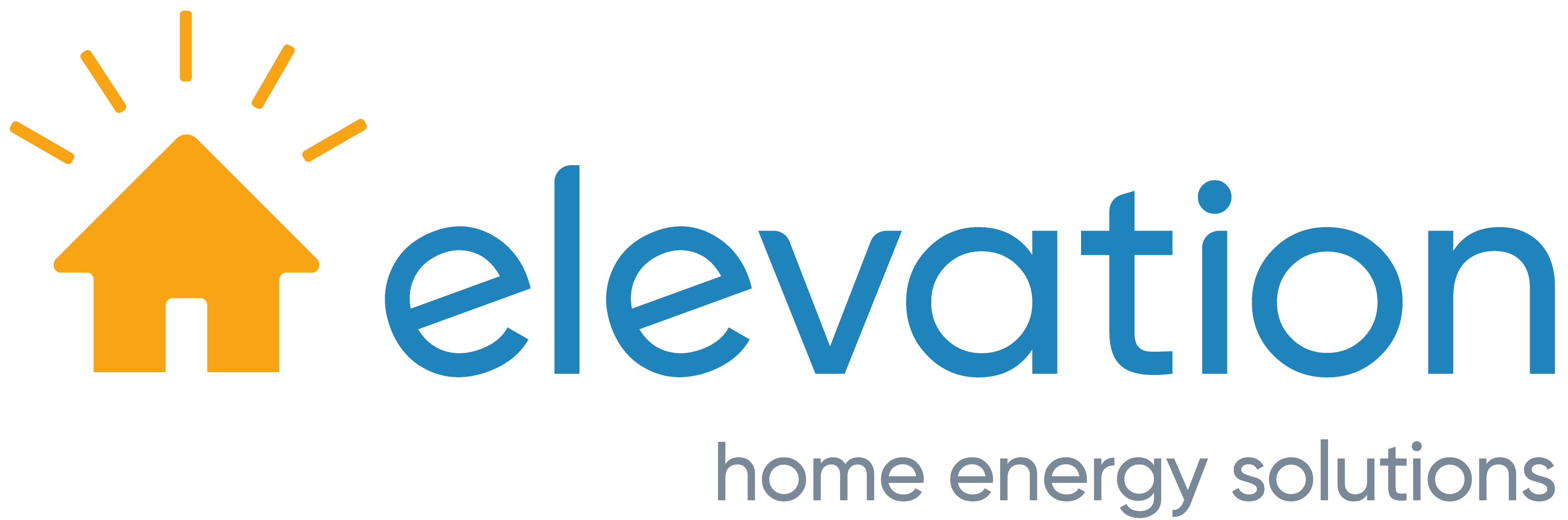 elevation solar logo