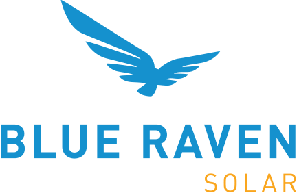 updated blue raven solar logo